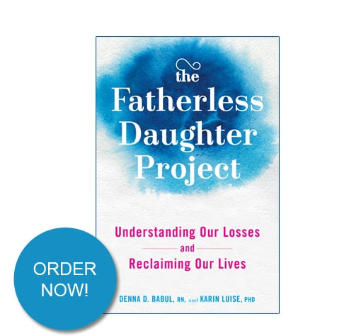 the fatherless daughter project book