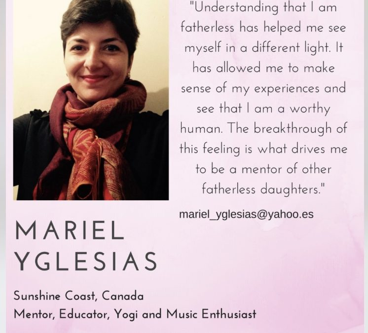 The Fatherless Daughter Movement Is Now Mentoring In Canada, Eh!