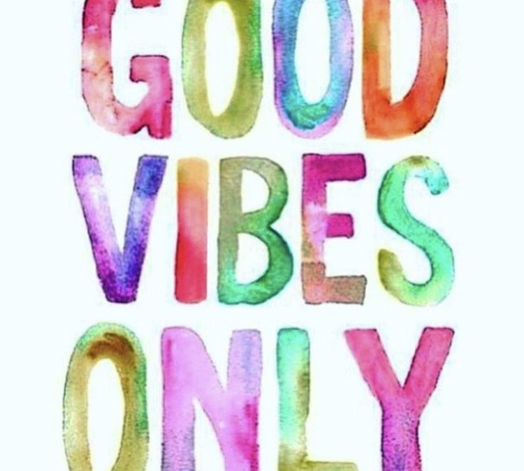 5 Ways Replace Your Bad Vibes with Good Vibes
