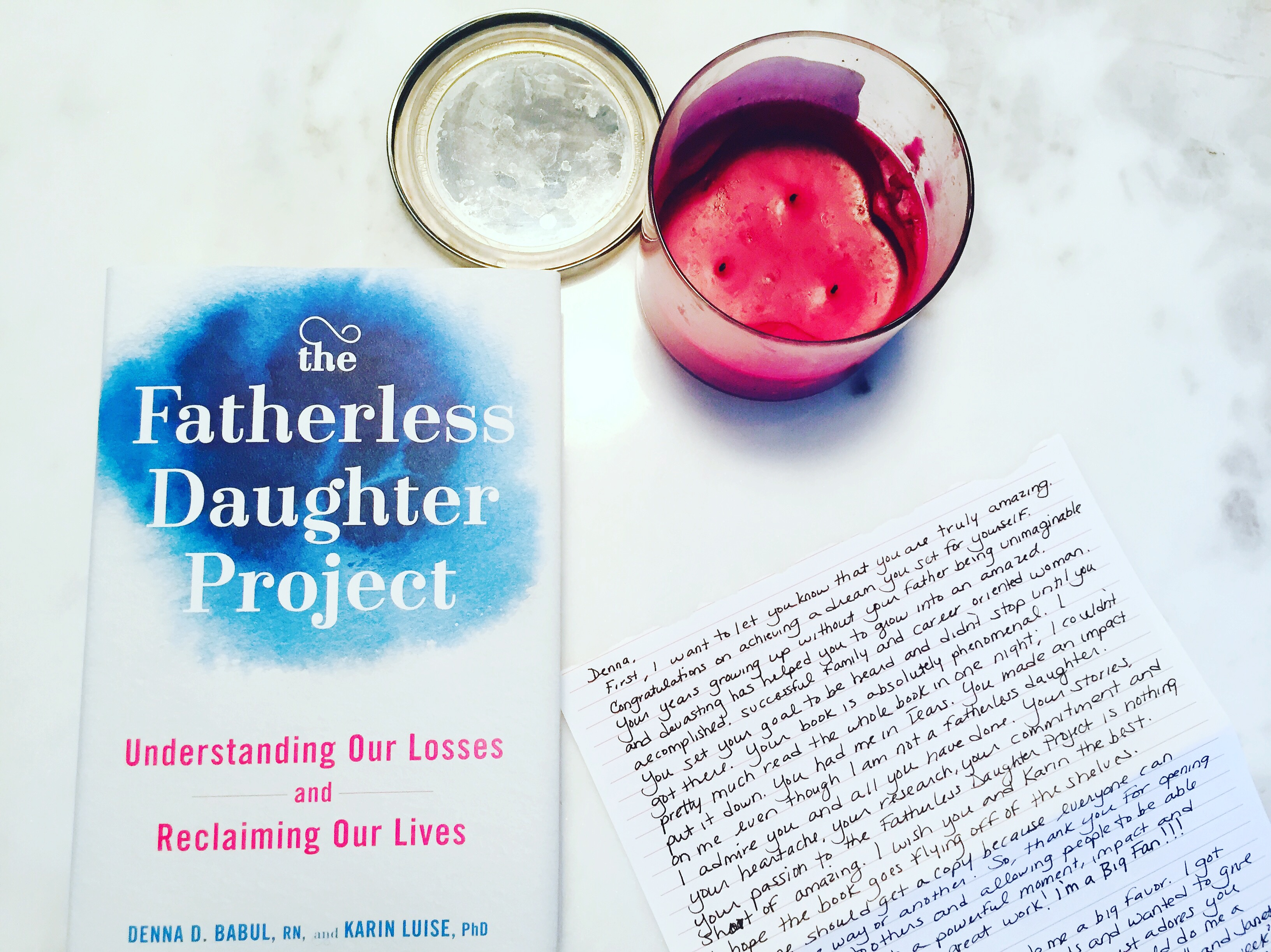 A Fatherless Son's Story