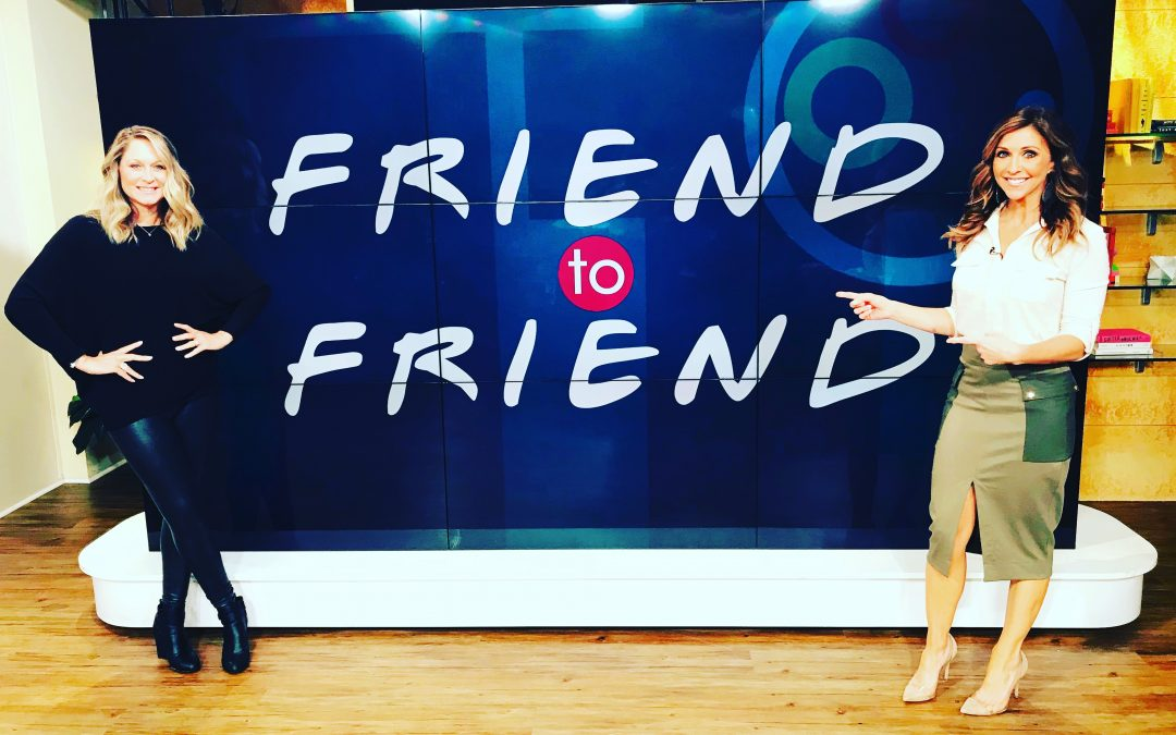 My New Segment Friend to Friend on NBC's Atlanta & Company Can Help You Get Your Friend Back!