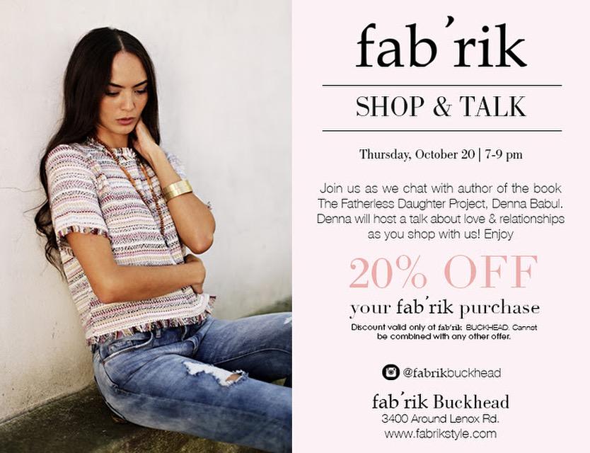 Shop & Analyze With Me at Fabrik!