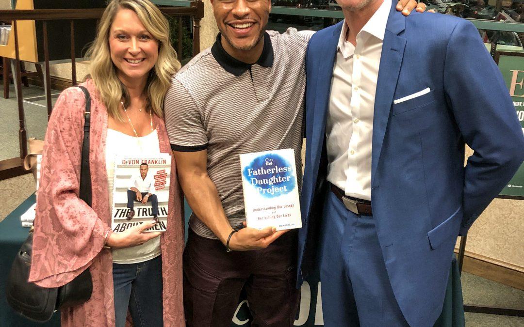 New Book Alert: The Truth About Men by Devon Franklin
