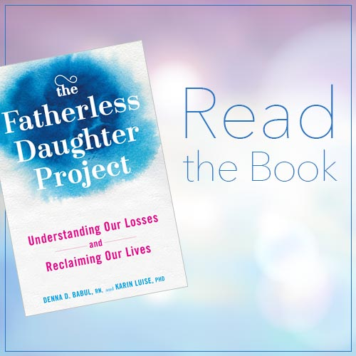 read the fatherless daughter project book