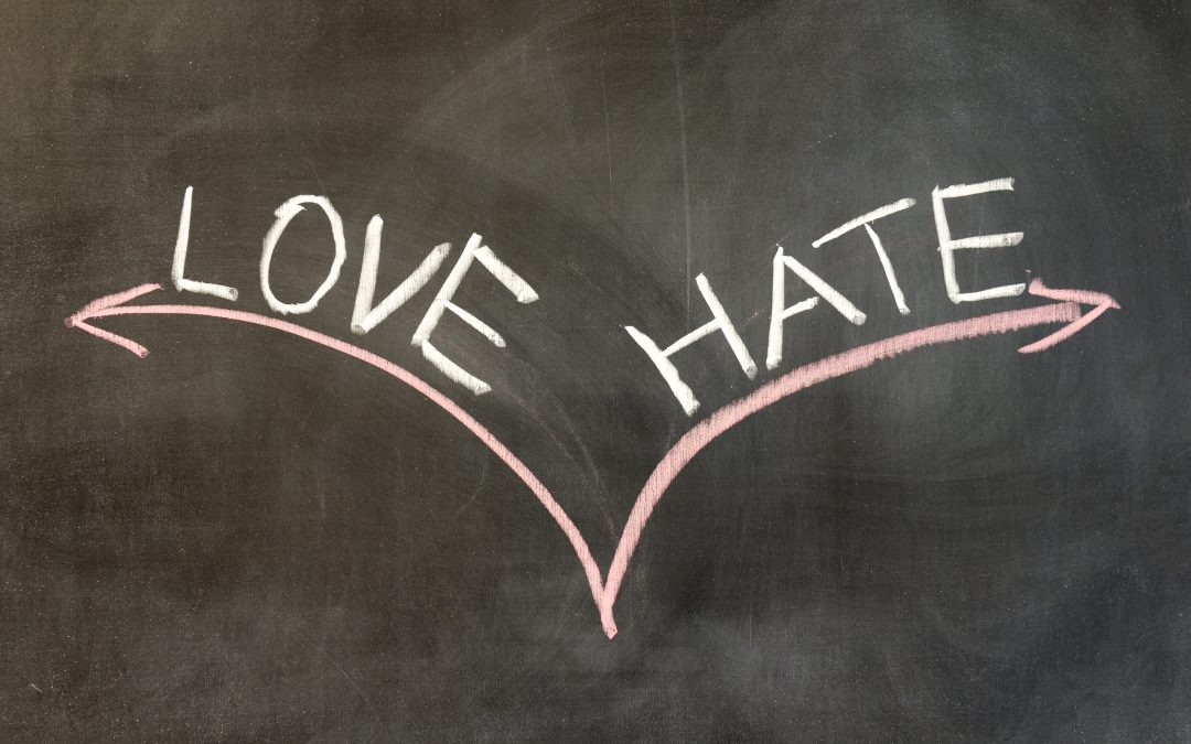 Do You Want To Know Why You Are In A Love-Hate Relationship?